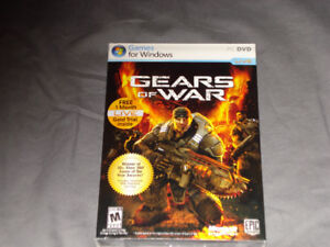 Gears of War for Windows-Factory Sealed for only $40!