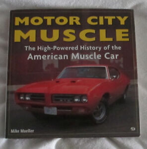 Hot Rods - Motor City Muscle