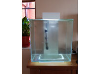 FLUVAL EDGE 46L WHITE NEW LED LIGHTING