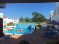 Holiday Apartment Rental, Cabanas de Tavira Portugal September/October