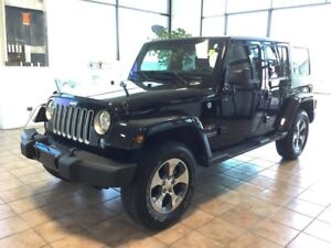2016 Jeep Wrangler Unlimited Sahara NAVIGATION! CRUISE CONTRO...