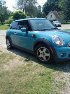 2009 MINI Classic Mini Coupe (2 door)