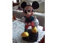 Mickey Mouse telephone, very good condition and working order