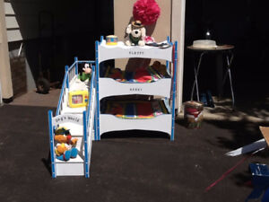 One of a kind, Bunk Bed for Dogs