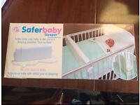 Brand new in box Saferbaby for divider (white)