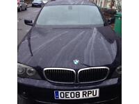 BMW 7 series top of the range cat d