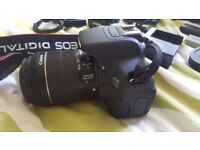 NEW Canon EOS 700D with EF-S 18-55mm IS STM Lens