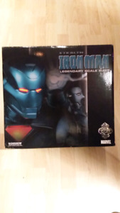 Sideshow Exclusive Legendary Scale Stealth Iron Man