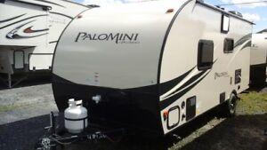 ROULOTTE PALOMINI 2017 MODELE 180 FB