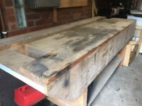 Large joiners workbench