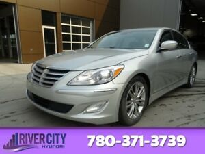2012 Hyundai Genesis Sedan AWD 3.8L Leather,  Heated Seats,  Sun