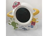 Gro Clock with rare Alien case
