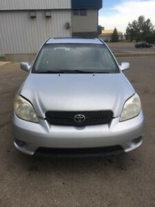 2005 Toyota Matrix XR Sedan $2300 OBO