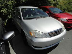 2008 Toyota Corolla Auto, fully INSPECTED - nlcarshop.com