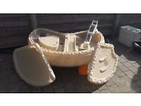 Tiny Tikes Sand & Water Table