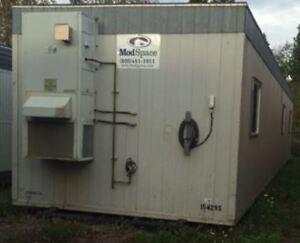 Rent Buy finance 12x60 modular office trailer skid shack buildli
