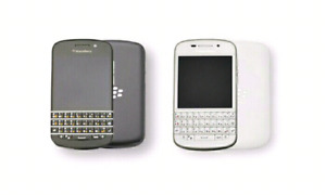 In excellent condition unlocked   blackberry q10 black or white