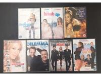 Selection of Romantic Comedies (7 films)
