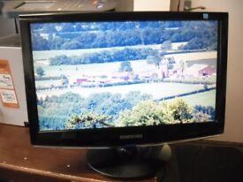 "Samsung 17"" Flat Screen Monitor"