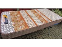 SILENTNIGHT single mattress,double sided,firm,very clean
