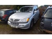 07 SsangYong Kyron 2.0d ***BREAKING ONLY Parts
