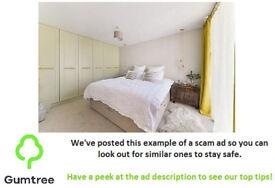 2 bedroom flat Brighton -- Read the ad description before replying!!