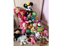 Cuddly / Plush Toy selection