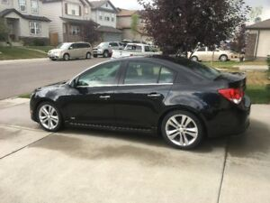 2011 Chevrolet Cruze LTZ Turbo with RS sport package