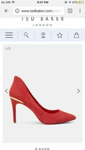 Ted baker high court shoes