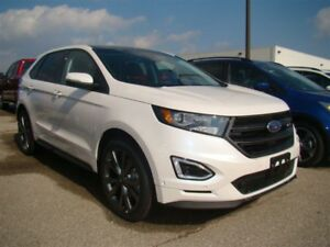 2017 Ford Edge Sport - DEMO VEHICLE!!