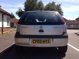 Vauxhall Corsa Diesel 5 Dr, Very Cheap on diesel, low MILES