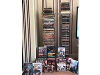 Country and Western CD's and DVD's