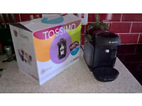 Bosch Tassimo Coffee Pod Machine - barely used, boxed, like new