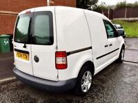 Swap my van for a car