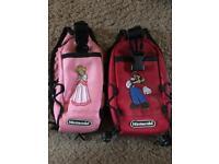 Nintendo DS cases x 2