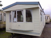 Static Caravan 30 x 10 ft / 2 Bedrooms Atlas Florida, FREE DELIVERY Up To 100 Miles + Buy Back