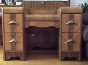 Dresser and Vanity Table