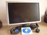"DELL SE198WFP 19"" FLAT PANEL MONITOR"