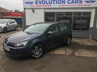 2009 VOLKSWAGEN GOLF 2.0 SE TDI DIESEL 5 DOOR 16 INCH ALLOY WHEELS HATCHBACK DI