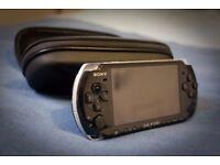 PSP 3000 (3004 Series) Slim & Lite Piano Black