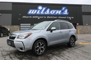 2014 Subaru Forester XT LIMITED AWD! LEATHER TRIM! PANORAMIC SUN