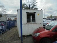 PORTABLE VANDAL PROOF OFFICE AND KITCHEN AREA 8'X21'