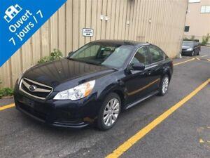 2012 Subaru Legacy 2.5i Limited, AWD, NAV, CUIR, TOIT
