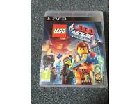 Lego movie video game PlayStation 3 (PS3)