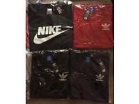 Nike / Adidas tshirt's