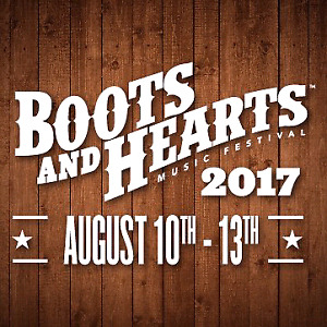 Boots and Hearts GA full event wristbands