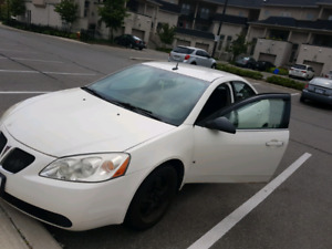 2008 Pontiac g6 clean 171000kms