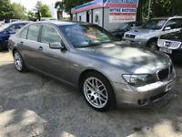 06 REG BMW 730 3.0TD auto d