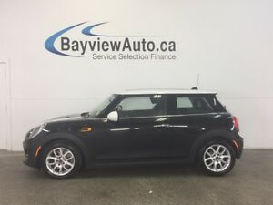 2016 Mini COOPER - TURBO! PANOROOF! LEATHER! CRUISE!