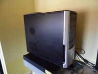 old school QUAD CORE gaming tower